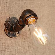 billige Vegglamper-AC 220-240 AC 110-120V E26 E27 Tiffany Rustikk/ Hytte Antikk Enkel Free Form LED Retro/vintage Vintage Elegant Moderne / Nutidig Retro