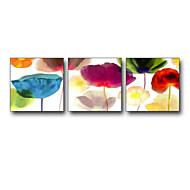 Botanisk Tegneserie Frame Art Veggkunst,Stål Materiale med ramme For Hjem Dekor Rammekunst Stue