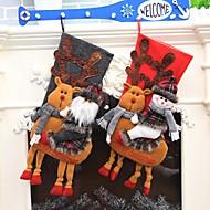 Bolsa de Armazenagem Meias Finas Outro Feriado Residencial Halloween Natal De FestaForDecorações de férias