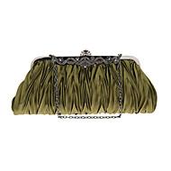 baratos Clutches & Bolsas de Noite-Mulheres Bolsas Poliéster Bolsa de Festa Fru-Fru Azul Céu / Vinho / Azul Real