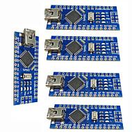 Nano v3.0 atmega328p vylepšit řídící desky pro arduino (5 ks)
