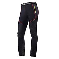Nuckily Muškarci Biciklističke hlače Crn Klasika Bicikl Biciklizam Hulahopke / Hlače / Donji Quick dry, Ultraviolet Resistant, Prozračnost