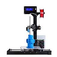 tanie Drukarki 3D-flsun druk wielkoformatowy 200 * 200 * 260mm zestaw do drukarki 3d łatwy montaż samopoziomujący podgrzewane łóżko z 2 rolkami filamentu