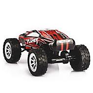 RC auta WL Toys A999 2.4G Auto Vysokorychlostní 4WD Drift Car Bugina (off-road) 1:24 KM / H Dálkový ovladač Dobíjecí Elektrický