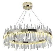 billige Takbelysning og vifter-QIHengZhaoMing Krystall Anheng Lys Omgivelseslys galvanisert Krystall Krystall 110-120V / 220-240V LED lyskilde inkludert / Integrert LED