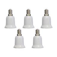 billige Lampesokler og kontakter-5pcs E14 til E27 E27 Enkel Lysstikkontakt