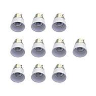 baratos -b22 para e14 acessório bulbo de lâmpada rápida acessório 10pcs