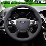Copristerzo per auto Pelle 38cm Blu / Nero / Rosso Per Ford Focus / Kuga 2012