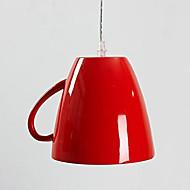 cheap Ceiling Lights & Fans-Modern/Contemporary Pendant Light Ambient Light For Living Room Study Room/Office 110-120V 220-240V Bulb Not Included