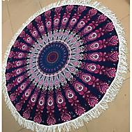 Frisse stijl Strandlaken,Creatief Superieure kwaliteit Poly/ Katoen Handdoek