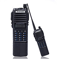 billige Walkie-talkies-baofeng uv-82 walkie talkie med 3800mah lang batteri vhf uhf dual band 128ch bærbart cb radio uv82 toveis radio