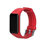 tanie Inteligentne zegarki-mgcool band 3 inteligentna bransoletka tryb spania akumulator bateria antypoślizgowy czujnik palca czujnik tętna g-sensor