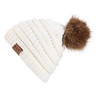 Χαμηλού Κόστους Καπέλα & Κασκόλ-Σκι Skull Caps Καπέλο για σκι Γιούνισεξ Ζεστό / Ochelari Ski / Σκι Snowboard Ακρυλικό Σκι / Υπαίθρια Άσκηση / Σνόουμπορτινγκ Χειμώνας