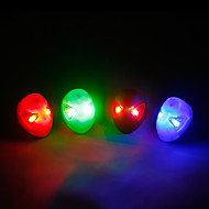 billige Sykkellykter og reflekser-Baklys til sykkel LED Sykling Bærbar Anti-Sjokk Laser Lumens Usb Sykling