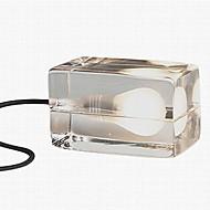 billige Skrivebordslamper-Enkel / Retro / vintage / Moderne / Nutidig Mini Stil / Øyebeskyttelse Skrivebordslampe Til Glass 220V