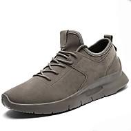 Miehet kengät Synteettinen mikrokuitu PU Tekonahka PU Talvi Syksy Comfort Urheilukengät Jouksu Käyttötarkoitus Urheilullinen Kausaliteetti