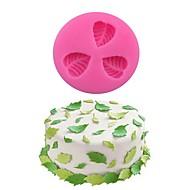 billige Bakeredskap-Bakeware verktøy silica Gel baking Tool Dagligdags Brug Rund Cake Moulds 1pc