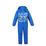 Phibee Crianças Trajes de Esqui Quente Secagem Rápida Térmico/Quente A Prova de Vento Vestível Anti-Estático Respirabilidade Esqui