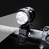 Sykkellykter Nødlys Frontlys til sykkel XM-L2 T6 Sykling Bærbar Multifunksjonell USB 800 Lumens Camping/Vandring/Grotte Udforskning