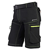 cheap -Nuckily Men's Cycling Shorts Bike Baggy Shorts / MTB Shorts Quick Dry, Anatomic Design, Breathable Solid Colored, Classic, Fashion