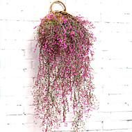 billige Kunstig Blomst-Kunstige blomster 1 Afdeling Moderne Stil / pastorale stil Planter kurv med blomster