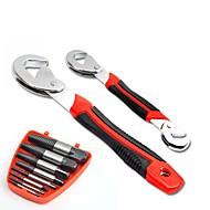 Mehrzweck universal schraubenschlüssel schnelle öffnung live mund rohrzange werkzeugsatz industrie-grade modelle 1-8 take-off