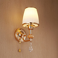 baratos Arandelas de Parede-Tifani Rústico/Campestre Retro / Vintage Regional Tradicional/Clássico Moderno/Contemporâneo Luminárias de parede Para Metal Luz de parede
