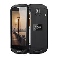 AGM A8 5.0 Tommer 4G smartphone (4GB + 64GB 13mp Qualcomm Snapdragon 410 4050mAh mAh)