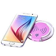 رخيصةأون اكسسوارات الهاتف المحمول-تشى شاحن لاسلكي قياسي لآيفون xs آيفون xr xs max آيفون 8 سامسونغ s9 plus s8 note 8 أو مدمج تشي جهاز استقبال للهواتف الذكية