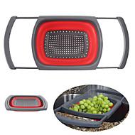 baratos Utensílios de Fruta e Vegetais-Utensílios de cozinha silica Gel Gadget de Cozinha Criativa Coadores Para utensílios de cozinha 1pç