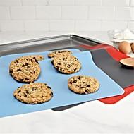 billige Bakeredskap-Baking Mats & Liners Rektangulær Dagligdags Brug Multifunktion For kjøkkenutstyr silica Gel Non-Stick baking Tool Høy kvalitet