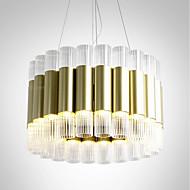 cheap -QIHengZhaoMing Modern / Contemporary Pendant Light Ambient Light - Eye Protection, 110-120V 220-240V, Warm White, Bulb Included