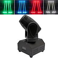 Χαμηλού Κόστους Φώτα σκηνής-U'King Φώτα Σκηνής LED DMX 512 Master-Slave Ενεργοποίηση με  Ήχο Ενεργοποιείται με Μουσική 10 για Για το Σπίτι Κλαμπ Γάμος Σκηνή Πάρτι