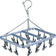 billige Kroker-Metall Rektangulær Enkel å bære Hjem Organisasjon, 1pc