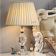 Alavalot Traditionaalinen/klassinen Pöytälamppu Silmäsuoja Päälle/pois -kytkin AC-virtalähde 220V Valkoinen