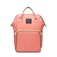 お買い得  バッグ-オックスフォード 幾何学模様 マザーバッグ ジッパー のために ショッピング 春夏 グレー / スカイブルー / ダークレッド