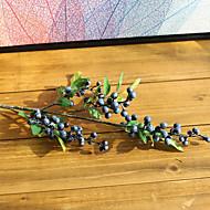 billige Kunstige blomster-1 Gren Styropor Andre Bordblomst Kunstige blomster