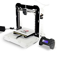 tanie Drukarki 3D-hoony h8 diy przewodnik liniowy drukarka 3d szybki montaż szybkie drukowanie dokładność wysoki poziom hałasu mały rozmiar wydruku 210 *