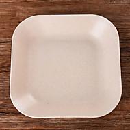 billiga Bordsservis-Platinum Vete strå matning av bestick servis  -  Hög kvalitet 18*18*1 0.076