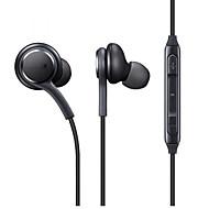 eo-ig955 in Ohr verdrahtete Kopfhörer dynamische Kunststoff-Handy-Kopfhörer mit Mikrofon mit Lautstärkeregler Headset