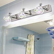 billige Vanity-lamper-Krystall Til Soverom Metall Vegglampe 220V 40W