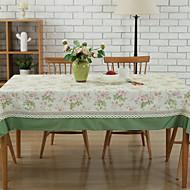 billige Bordduker-Europeisk Stil Bomull Kvadrat Duge Borddekorasjoner