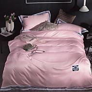 Luxuriös Polyester / Baumwolle Bedruckt Polyester / Baumwolle 1 Stk. Bettdeckenbezug 2 Stk. Kissenbezüge 1 Stk. Betttuch