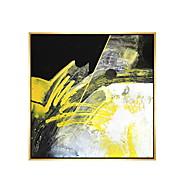 baratos Quadros com Moldura-Desenho Animado Pintura de Óleo Arte de Parede,Liga Material com frame For Decoração para casa Arte Emoldurada Sala de Estar