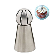 billige Bakeredskap-Bakeware verktøy Rustfritt Stål + A-klasse ABS baking Tool Dagligdags Brug Cake Moulds 1pc