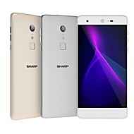 "Χαμηλού Κόστους -SHARP Z2 Global Version 5.5 inch "" 4G Smartphone (4GB + 32GB 16 mp MediaTek MT6797 3000 mAh mAh) / 1920*1080"