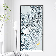 baratos Quadros com Moldura-Romance Pintura de Óleo Arte de Parede,Liga de Alúminio Material com frame For Decoração para casa Arte Emoldurada Quarto Interior