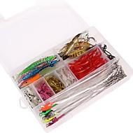billiga Fiske-Fisketillbehör Enkel att installera Lätt och bekvämt Plast Gummi Kolstål Sjöfiske Flugfiske Kastfiske Isfiske Spinnfiske Jiggfiske