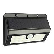 お買い得  LEDソーラーライト-1個 1W LEDソーラーライト 赤外線センサー 防水 装飾用 ライトコントロール 屋外照明 クールホワイト <5V