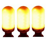 tanie Więcej Kupujesz, Więcej Oszczędzasz-SENCART 3szt 700 lm GU10 E26/E27 E27 / E14 96 Diody lED SMD 2835 Smart Dekoracyjna LED Light Ciepła biel AC 85-265V